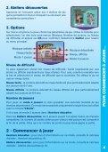 Manuel d'utilisation - Console V.Smile - Page 5