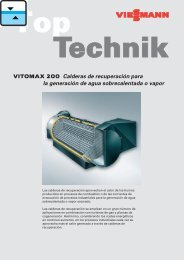 Catálogo a color VItomax 200 RW/RS6.3 MB - Viessmann