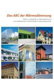 Das ABC der Wärmedämmung - Brohlburg