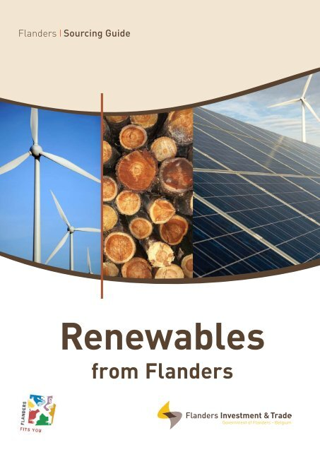 Renewables From Flanders Flanders Investment Trade