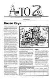 House Keys - Smithsonian Education
