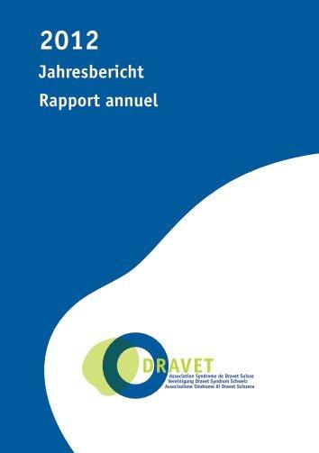 Download Jahresbericht 2012 (PDF) - Dravet Syndrom Schweiz