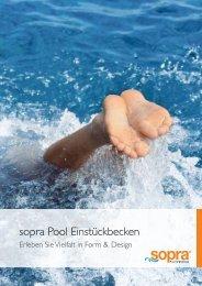 sopra Pool Einstückbecken - SPAfabrik GmbH