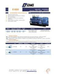 Motor MTU , 12V4000G 23F Alternator LEROY ... - MLS | EXING