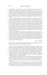 606 Kortere anmeldelser - Historisk Tidsskrift