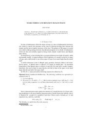 STABLE MODELS AND REFLEXIVE BANACH SPACES In areas of ...