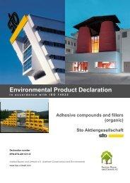 EPD-STO-2011311-D - Institut Bauen und Umwelt