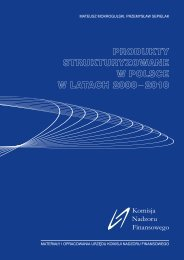 Produkty KNF do druku.indd - Komisja Nadzoru Finansowego