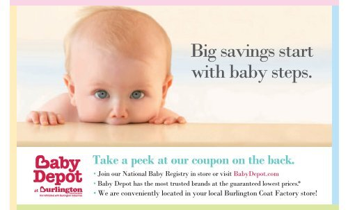 Join our National Baby Registry in