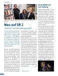 4 | 2011 UKW 95,5 | www.SR3.de - Saarländischer Rundfunk - Page 6