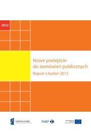 pobierz publikację - Polska Agencja Rozwoju Przedsiębiorczości