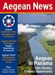 Summer 2011 - aegean marine petroleum network inc.