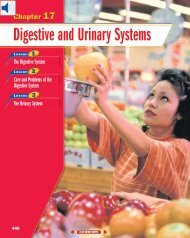 Chapter 17: Digestive and Urinary Systems