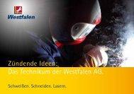 Zündende Ideen: Das Technikum der Westfalen AG.