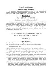 Building Regulations - 2010 - Udyog Bandhu