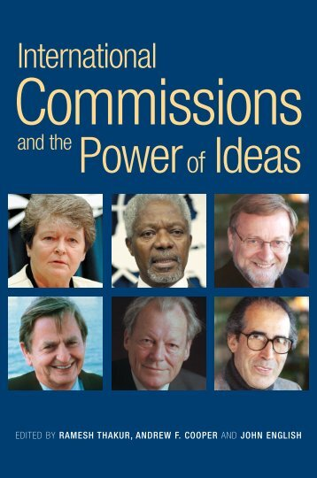 International commissions and the power of ideas - United Nations ...