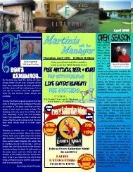 April 2008 Newsletter Draft