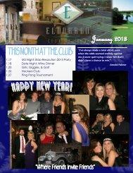 January 2013 Eldorado Newsletter