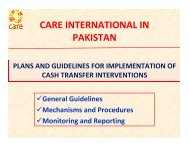 Care - CT Guidelines and Mechanisms.pdf - Food Security Clusters