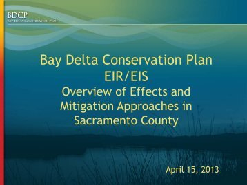 Sac County Effects Presentation - Blogs