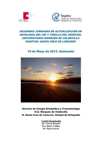 Programa - Sociedad Andaluza de Traumatología y Ortopedia