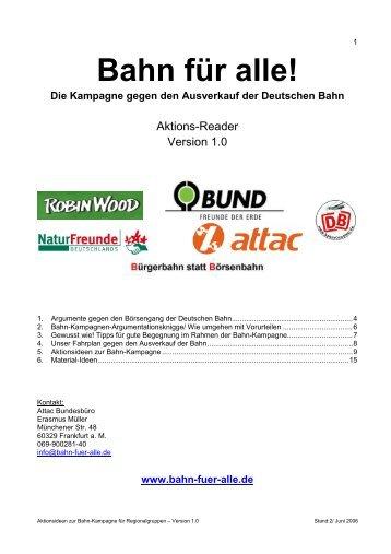 Aktions-Reader 1.1 - attac Marburg