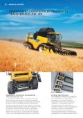 NEW HOLLAND CX LATERALE & HILLSIDE - Page 6