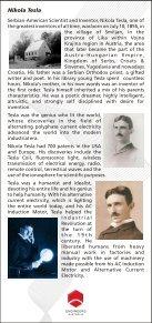 Tesla Celebration Programme - Tesla Society Switzerland - Page 7