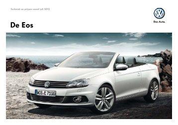 Prijslijst Volkswagen Eos per 01-07-2012.pdf - Fleetwise