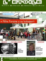 S p o rt - Union Saint-Bruno