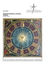 Februar Orginal - Sankt-antonius-online.de