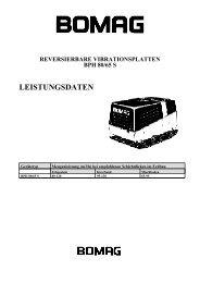 Technisches Datenblatt BPH 80/65 [PDF 638 KB]