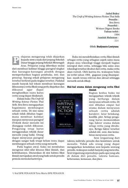 Hal 97 104 Resensi Buku Pdf Bpk Penabur