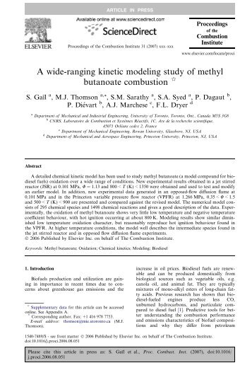 A wide-ranging kinetic modeling study of methyl butanoate combustion