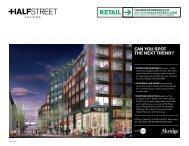 retail - Akridge Half Street