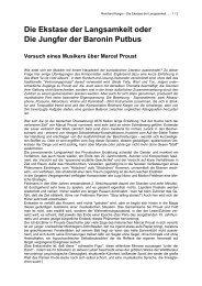 Druckversion (pdf) - Karger, Reinhard