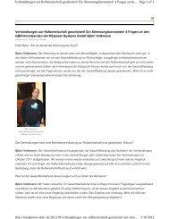 Page 1 of 3 Verhandlungen zur Rufbereitschaft gescheitert! Ein ...
