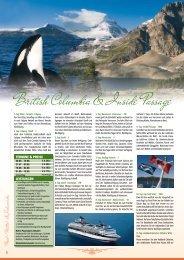 Britisch Columbia & Inside Passage