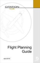 Flight Planning Guide