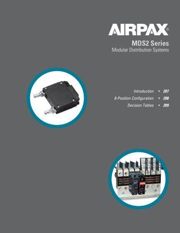 MDS2 Series - Airpax - Sensata