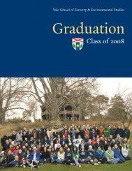 Class of 2008 - Yale University