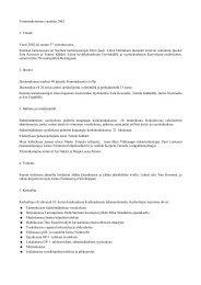 Toimintakertomus 2002.pdf - Suomen Kameraseurojen Liitto ry