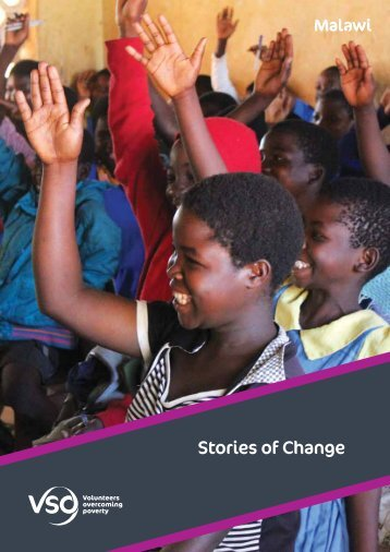 Malawi Stories of Change (2066KB) - Vso