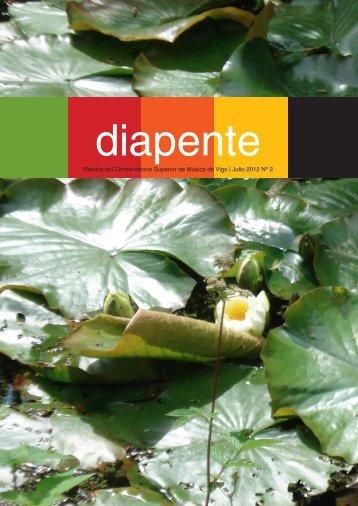 Revista del Conservatorio Superior de Música de Vigo ... - Diapente