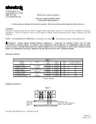 P81612 F Sheet 1 of 4 273 Branchport Ave ... - Cooper Industries