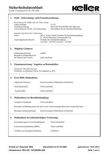 Keller Mannheim 10 free magazines from keller mannheim de