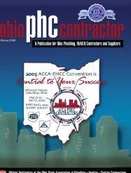 Winter 2005A - PHCC Ohio