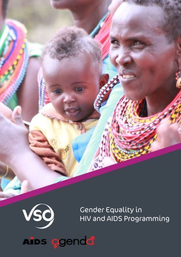Gender Equality in HIV and AIDS Programming (3676KB) - VSO