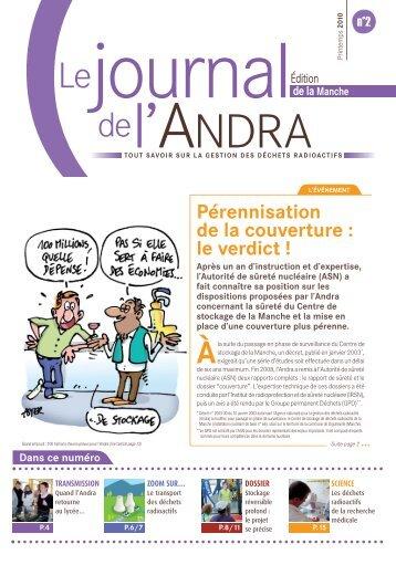 Printemps 2010 (PDF - 4.21 Mo) - Andra