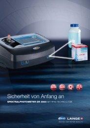 Laden Sie sich die Broschüre hier als pdf-Datei ... - Dr. Lange GmbH